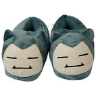 Pokemon Snorlax childrens Plush Slippers Shoes Soft Home Indoor Kids cute Gift