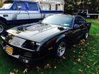 1988 Chevrolet Camaro 1988 CHEVROLET IROC Z28 CAMARO BLACK T TOPS P U LONG ISLAND NEW YORK