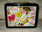 NEW SEALED Mary Engelbreit Believe Home Sweet Home Love another Tin Lunch Box