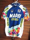 NEW Mapei Quick Step L Sz 1 4 Zip Cycling Jersey NWOT