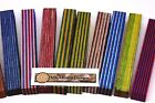 Spectraply Laminated Wood Assorted Colors Wood Pen Turning Blanks 10 Pack