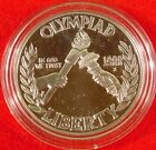 1988 S US Mint 88 Olympics Proof Silver Dollar Commemorative Coin Only