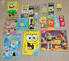 Lot of SpongeBob SquarePants New  Sealed Toys 3 watches 2 SEALED and lots more