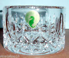 Waterford Lismore Essence Desk Catch All Crystal Desk Collection New In Box