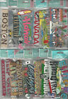 U CHOOSE Assorted Jolees TRAVEL  PLACES TITLES 3D Stickers france boston