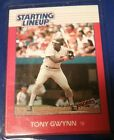 1988 Tony Gwynn San Diego Padres  Unopened Starting Lineup Baseball Card