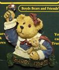 BOYDS BEAR PIN IMA MOM WITH SWEET PEA, SUPER MOM MOTHER