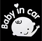 BABY ON BOARD STICKER DECAL BABY IN CAR SIGN BUY 2 GET 3rd FREE Made in USA