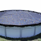 18 ft Round Above Ground Swimming Pool Winter Cover Leaf Net