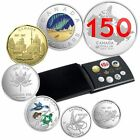 CANADA 150 OUR HOME AND NATIVE LAND 2017 Limited Edition Silver Dollar Proof