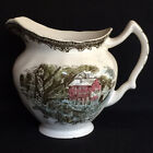 Vintage Johnson Brothers The Friendly Village 10oz Creamer Made in England