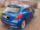 LARGER PHOTOS: Peugeot 207 GTI 1.6L 80k miles, 2007 Spare or Repair/Project