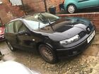 LARGER PHOTOS: Seat Leon 20v turbo 2001 y reg full electric black leather interior very quick