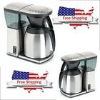 8 Cup Original Coffee Brewer Stainless Steel Line Thermal Carafe Dishwasher Safe