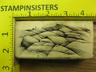 Rubber Stamp Ledge by Cliff Rocks Scenery Nature Stampscapes Stampinsisters 468