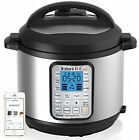 Instant Pot IP-Smart Bluetooth-Enabled Multifunctional Pressure Cooker, Steel