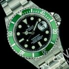 Rolex Men's Submariner LV Anniversary Green & Black 40mm - Pre-Owned