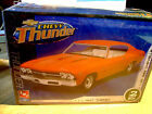 AMT 1969 Chevy Thunder Chevelle SS396 Hardtop Car kit 1/25 Factory Sealed