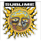 Sublime Sun Freedom SIZES Vinyl Sticker Decal Bumper Wall