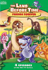 The Land Before Time Friends Forever DVD 2008 4 Episodes  NEW
