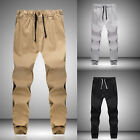Mens Trousers Sweatpants Harem Pants Trouser Casual Jogger Sportwear Dance Baggy