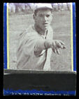 1935 36 Diamond Match UNUSED Matchbook Dizzy Dean St Louis Cardinals PSA READY
