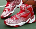Mens lace Up Sneaker Sports Athletic Running lace up basketball Plus Size Shoes