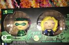 Funko Pop Dorbz Classic Green Arrow Black Canary 2-pack ECCC Exclusive In Stock