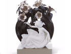 Lladro Retired Limited Edition 01007101  WATER NYMPH (RE-DECO) 7101  New in  Box