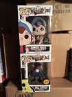 FUNKO POP! GRAVITY FALLS LOT OF 2 BILL CIPHER & DIPPER PINES CHASE *NEW *RARE