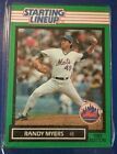1989 Randy Myers New York Mets Unopened Starting Lineup Baseball Card mint