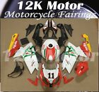 Aprilia RS125 RS 125 06 07 2008 2009 2010 2011 2012 Fairings Set Fairing Kit 14