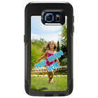 OtterBox Commuter for Galaxy S4 S5 S6 S7 S8 S9 PLUS Your Image Photo Photograph