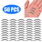 50pcs 32mm Charms Angel Wing Spacer Beads Tibet Retro Silver DIY Jewelry Pendant