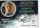 2017 Cryptozoic Arrow Season 3 Trading Cards - Checklist Added 14