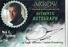 2017 Cryptozoic Arrow Season 3 Trading Cards - Checklist Added 24