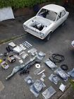 1974 FORD ESCORT MK 1 HISTORIC RALLY CAR PROJECT 99 COMPLETE NO ROT