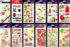 U CHOOSE Sticko FOOD  DRINK Stickers PIZZA BACON FRUIT COCKTAILS WINE COOKING
