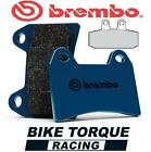 Aprilia 500 Scarabeo GT ABS (R/H Cal) 06> Brembo Carbon Ceramic Front Brake Pads
