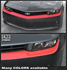Chevrolet Camaro 2014-2015 Front Fascia Blackouthighlight Stripe Choose Color
