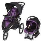 Baby Trend Expedition® Premiere Safety Jogger Travel System in Wisteria Purple
