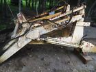 1962 case tractor front loader assemably