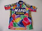 SMS SANTINI MAPEI QUICK STEP COLNAGO ITALIAN CYCLING JERSEY size size 50 XL