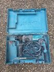 Makita HR2230 Rotary SDS Plus Hammer Drill 240 volt with original case, FAULTY