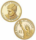 2015 P D 1 John F Kennedy Presidential Dollar Uncirculated 2 Coin set