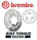 Peugeot 50 Jet C-Tech 2006> Brembo Upgrade Rear Brake Disc