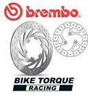 Peugeot 125 Jet Force Compressor 2003> Brembo Upgrade Front Brake Disc
