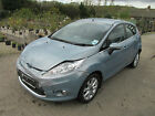 2009 59 REG FORD FIESTA 14 TDCi DIESEL LIGHT DAMAGED SALVAGE SPARES OR REPAIR