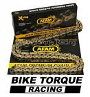 Kymco 125 Zing / Meteorit / Hipster 97-06 AFAM Recommended Gold Chain