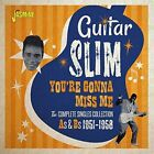 Guitar Slim Youre Gonna Miss Me Complete Singles Collection New CD UK Im